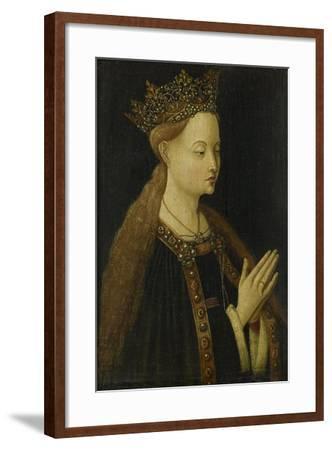 Virgin--Framed Art Print