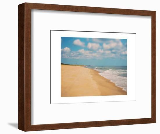 Virginia Beach-Myan Soffia-Framed Art Print