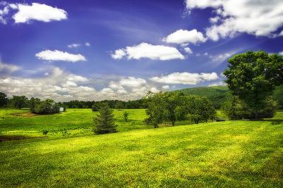 Virginia Foothills II-Alan Hausenflock-Photographic Print
