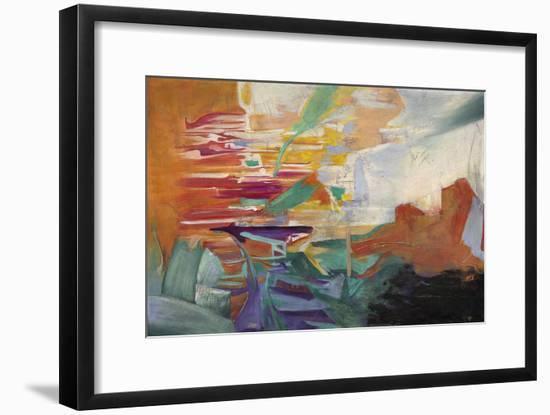 Virtudes-Gabriella Villarreal-Framed Art Print