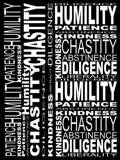 Virtues-Roseanne Jones-Giclee Print