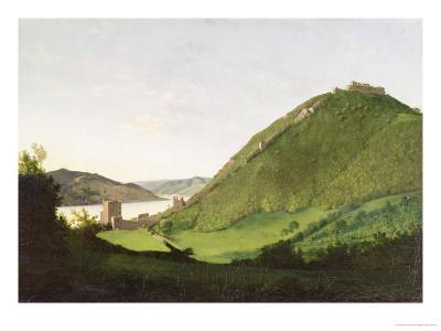 Visegrod, Hungary-Karoly I Marko-Giclee Print
