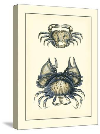 Antique Blue Crabs I