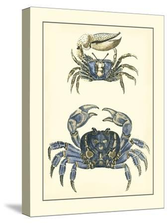Antique Blue Crabs II
