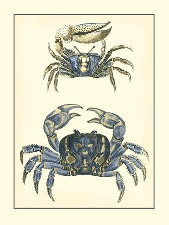 Antique Blue Crabs II