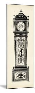 Antique Grandfather Clock I by Vision Studio