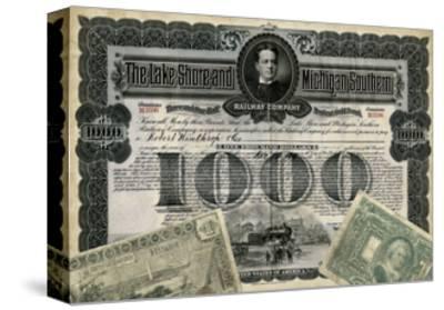 Antique Stock Certificate II