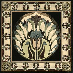 Arts and Crafts Motif III by Vision Studio