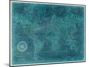 Azure World Map by Vision Studio