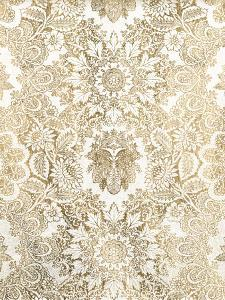 Baroque Tapestry in Gold I by Vision Studio