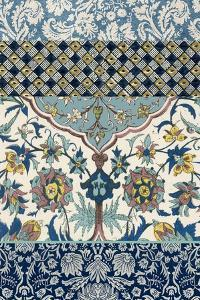 Bohemian Tapestry IV by Vision Studio
