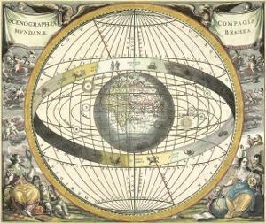 Celestial Hemispheres II by Vision Studio