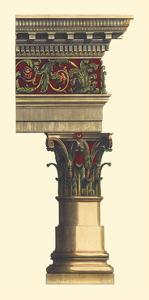 Column and Cornice II by Vision Studio