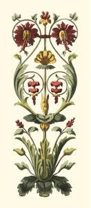 Elegant Baroque Panel I by Vision Studio