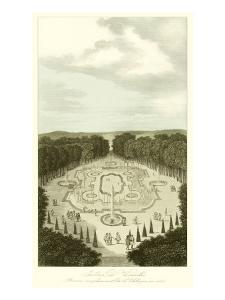 Garden at Versailles I by Vision Studio