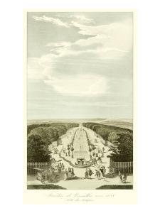 Garden at Versailles III by Vision Studio