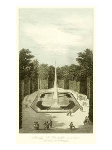 Garden at Versailles IV by Vision Studio