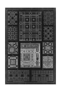 Graphic Architecture VI by Vision Studio