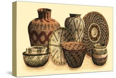 Hand Woven Baskets VI