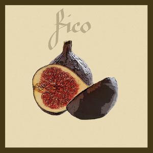 Italian Fruit VI by Vision Studio