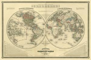 Johnson's Globular World by Vision Studio