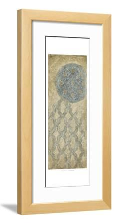 Non-embellished Silver Tapestry I