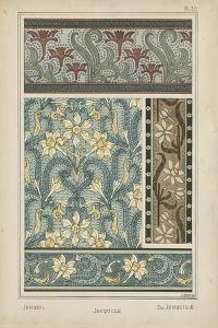 Nouveau Floral Design VI by Vision Studio