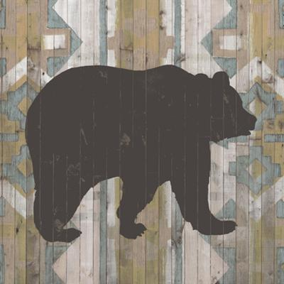 Southwest Lodge Animals III by Vision Studio
