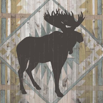 Southwest Lodge Animals IV by Vision Studio