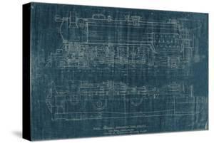 Train Blueprint I by Vision Studio