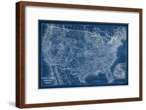 Us Map Artwork.Beautiful Maps Framed Posters Artwork For Sale Posters And Prints