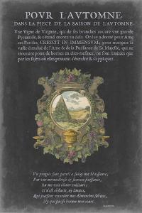 Vintage Bookplate II by Vision Studio