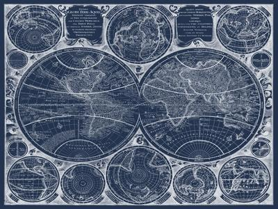World Globes Blueprint