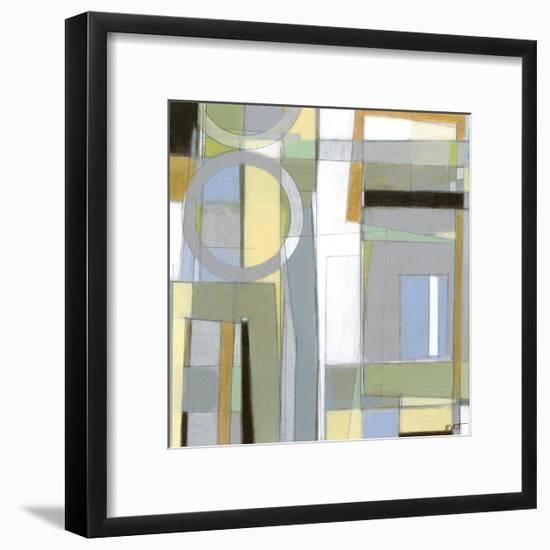 Visionary I-Norman Wyatt, Jr.-Framed Art Print