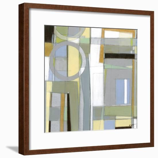 Visionary I-Norman Wyatt, Jr.-Framed Art Print