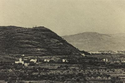 Visions of War 1915-1918: View of Mount Podgora During the First World War-Vincenzo Aragozzini-Photographic Print