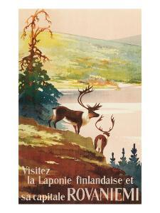 Visit Finnish Lappland