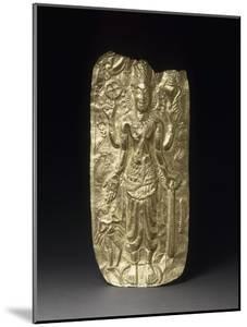 Visnu à quatre bras (caturbhuja)