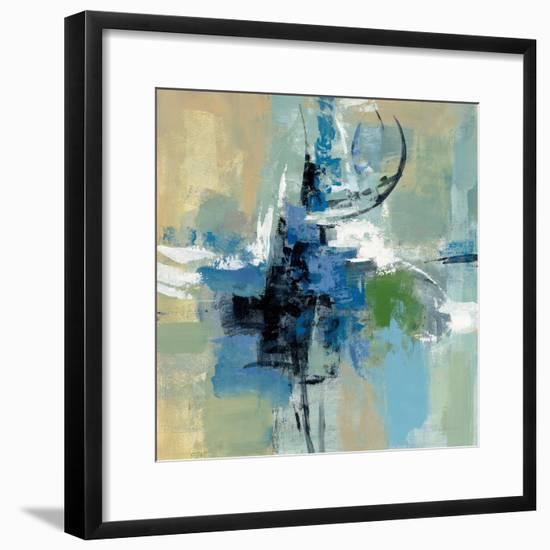 Vista Point I-Silvia Vassileva-Framed Art Print