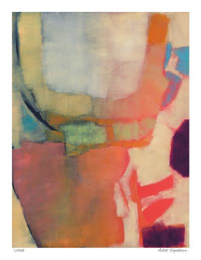 Vital Color II-Katharine McGuinness-Giclee Print