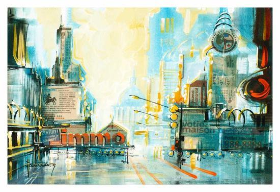 Vite, vite, 8-Roland Palmaerts-Art Print