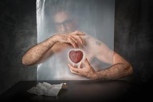 Abandoned Heart by Vito Guarino