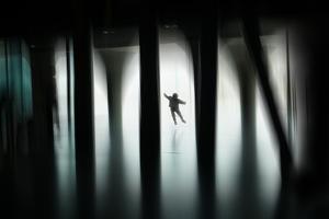 Jumping for Joy by Vito Guarino