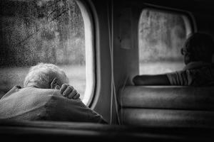 Just a Little Bit Tired by Vito Guarino