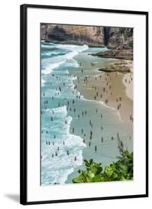 Joatinga Beach in Rio De Janeiro, Brazil by Vitor Marigo