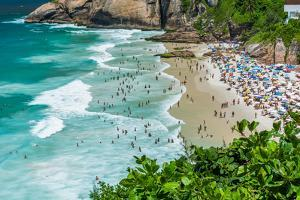 Joatinga Beach, Rio De Janeiro, Brasil by Vitor Marigo
