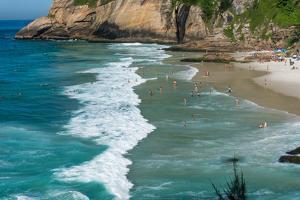Joatinga Beach, Rio De Janeiro, Brazil by Vitor Marigo