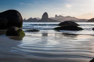 View from Niteroi to Rio De Janeiro, Brazil by Vitor Marigo