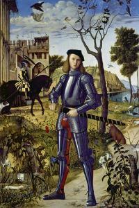 Portrait of a Knight, 1510 by Vittore Carpaccio