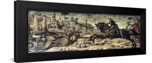 St. George Killing the Dragon by Vittore Carpaccio